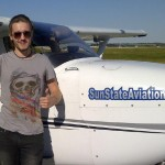 Greg first solo