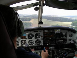 piper arrow cockpit