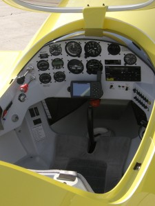 Symmetry Cockpit