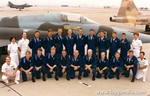 Top Gun Instructors
