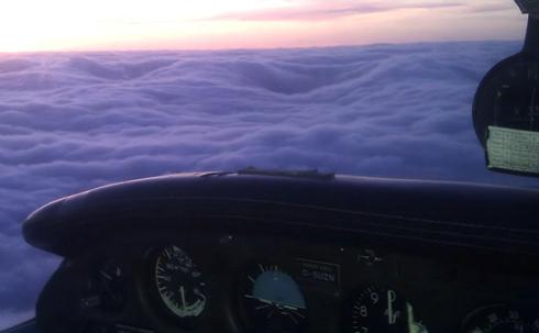 IFR on top