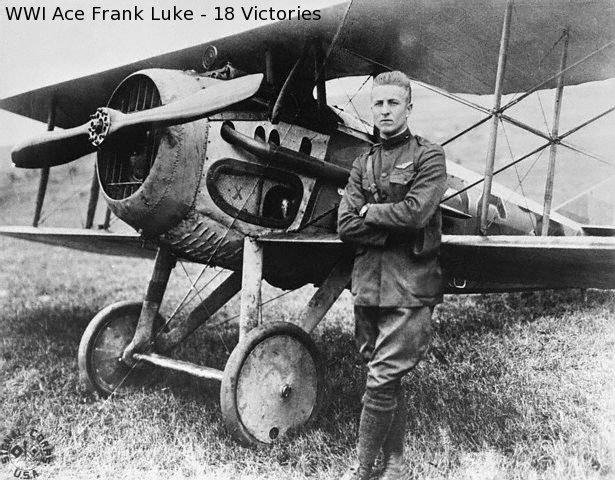 FrankLukeAirplane from meanhorse.com
