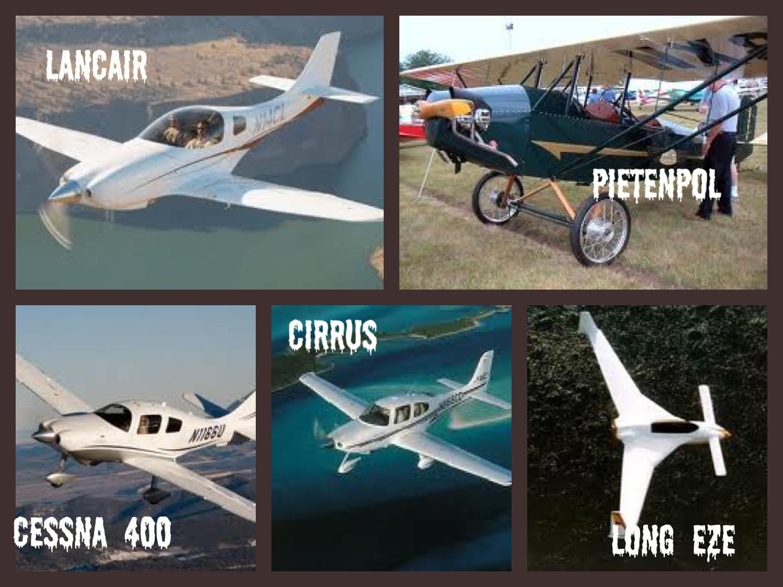 nice airplanes
