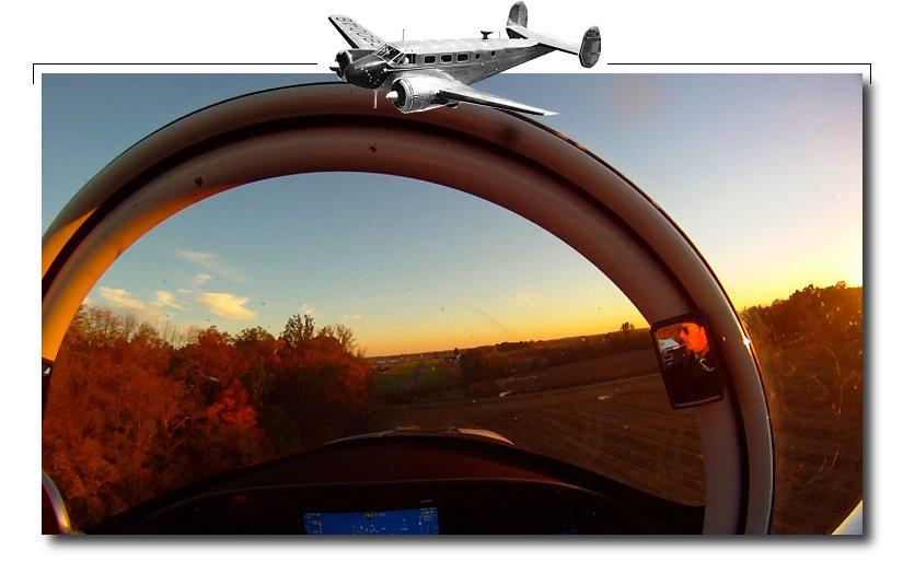 fall landing RV-8