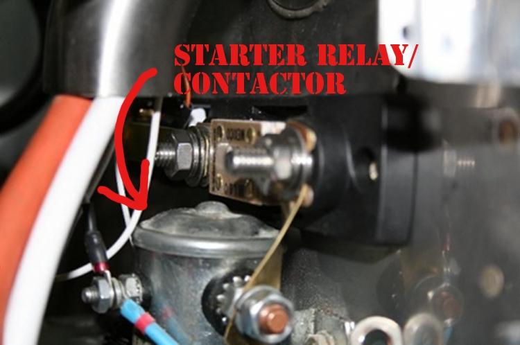 start contactor