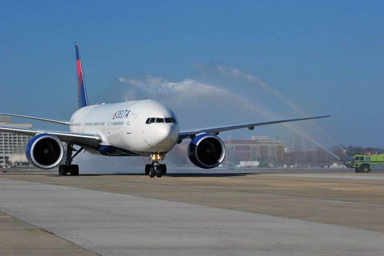 Delta Airlines Calvin Flanigan
