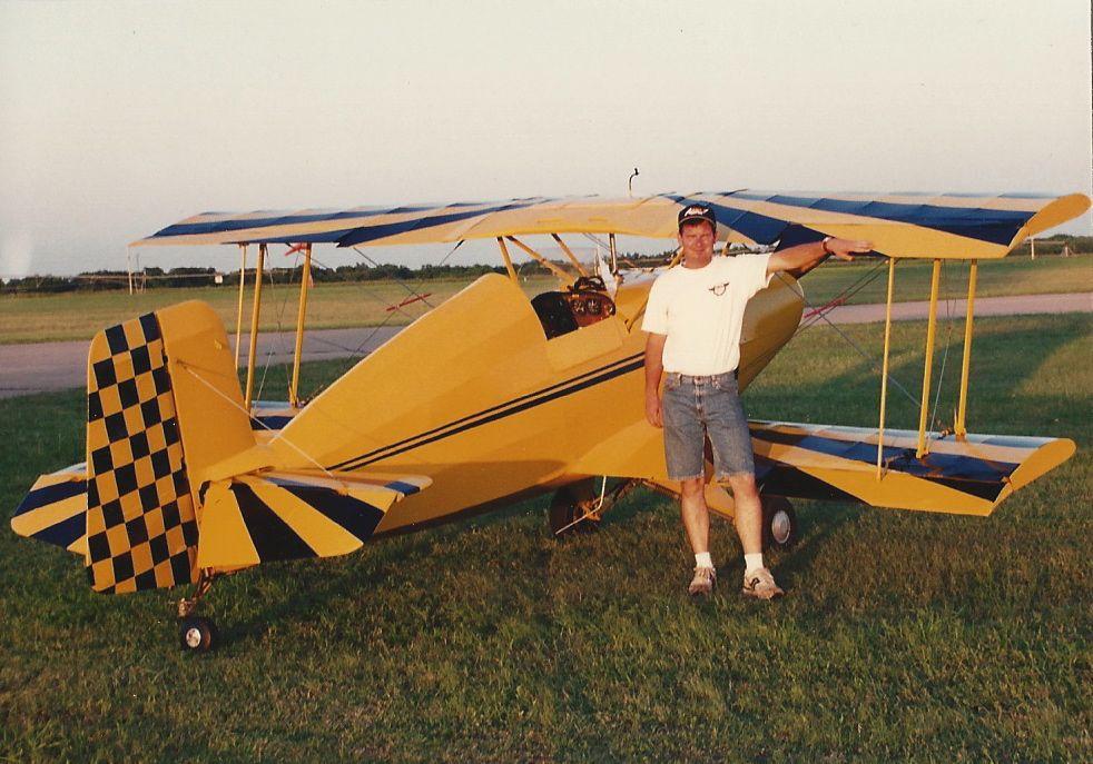 aerobatic biplanes