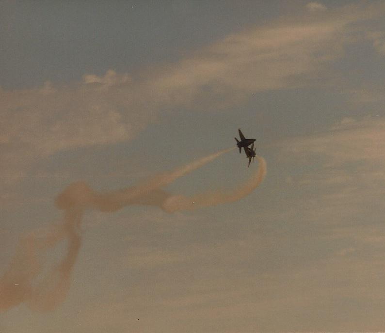 F-18 Hornet Air Show