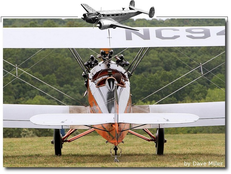 promoting aviation