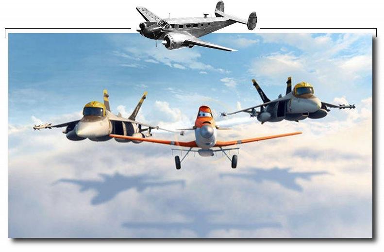 Planes - the movie