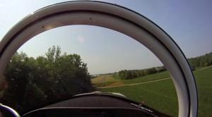 gopro video landing