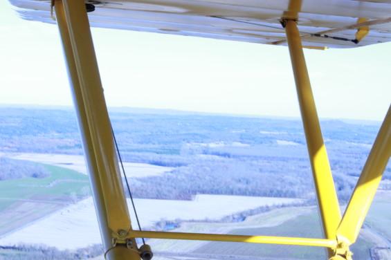 VFR flying