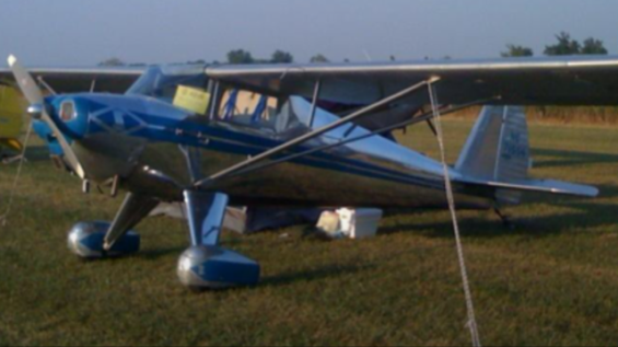 A Luscombe GA Aircraft