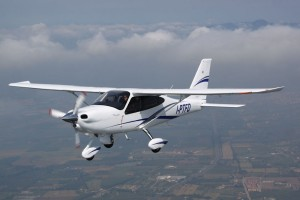 Even a small plane like this Tecnam costs more than 10 average cars.