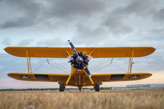 1942 Stearman. Photo by Joe Myrick